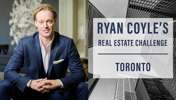 Ryan Coyle Toronto Real Estate Challenge