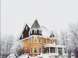 House, photo credit Nathan Walker on Unsplash