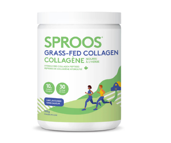 SPROOS Grass Fed Collagen