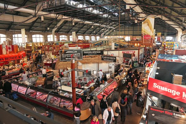 St. Lawrence Market South Market in Toronto