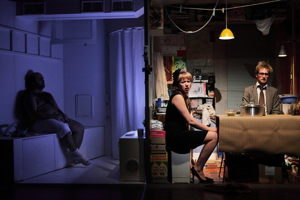 Bigre at Berkeley Street Theatre, photo credit Pascal Perennec