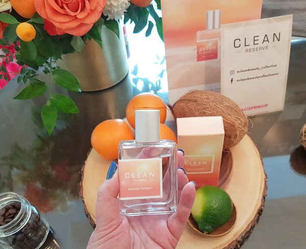 Clean Endless Summer Eau de Toilette Spray