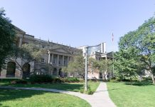 Osgoode Hall, photo Rainer Halama