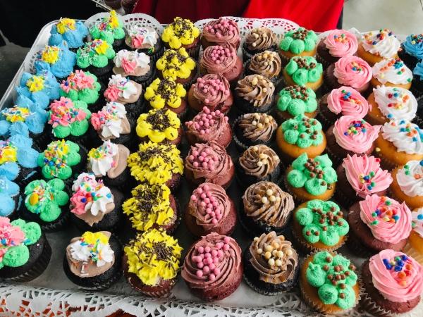 Cupcakes at Canada's Wonderland