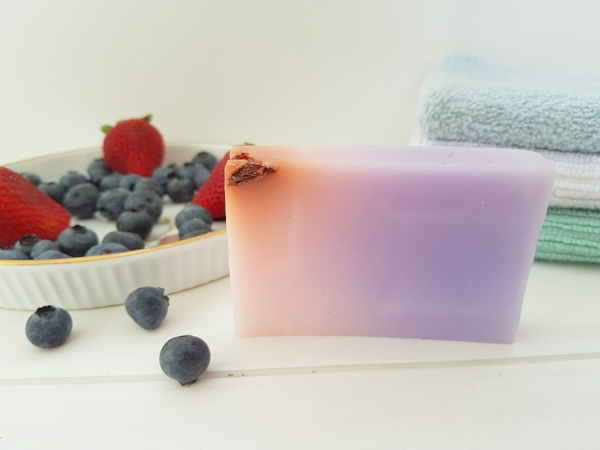 Fruity Pants Vegan Soap from Sudsatorium
