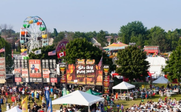 Toronto Ribfest 2019 is one of the most popular Canada Day weekend events in Toronto 2019