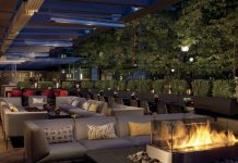 DEQ Terrace at The Ritz-Carlton, Toronto