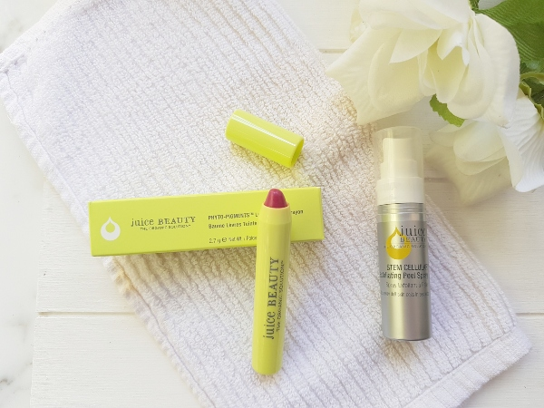 Juice Beauty Phyto-Pigments Luminous Lip Crayon in Healdsburg is one of my favourite new beauty products for July 2019.