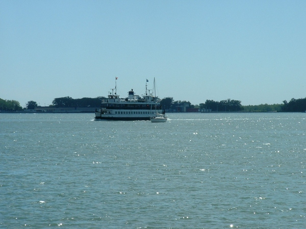Centre Island Ferry in Toronto