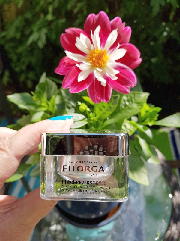 Filorga NCEF Reverse Eyes is a new beauty products for October 2019.