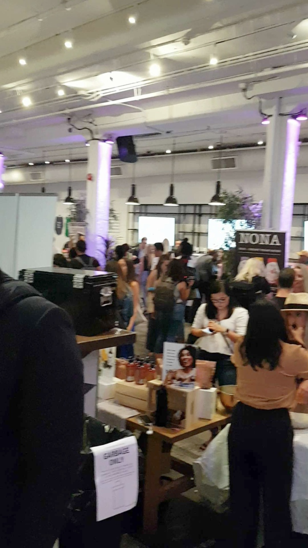 Toronto Vegan Social Pop-Up at Love Child Social