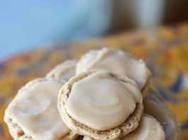 Spiced Sugar Cookies with Maple are are one of the most popular vegan holiday cookies.