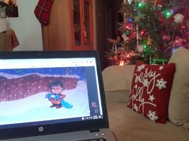 A Charlie Brown Christmas is my favourite Christmas show.