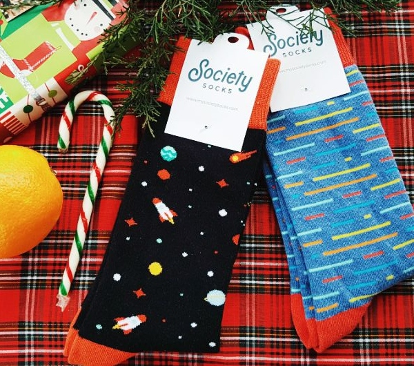 Sock subscription from Society Socks