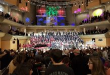 St. Michael's Choir Concert at Roy Thomson Hall 2019