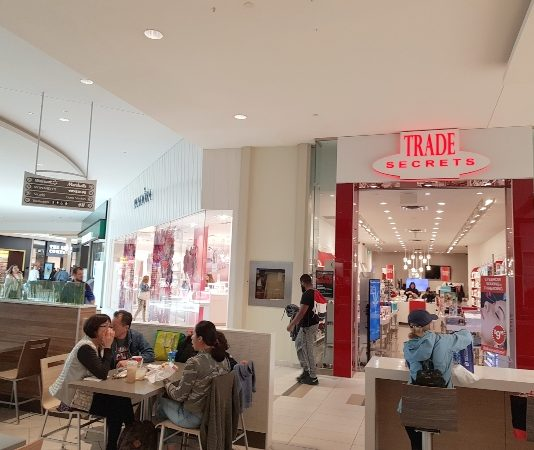 Shopping malls in the GTA are a great place to buy Valentine's Day gifts.