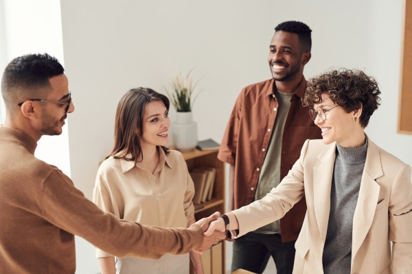 It's in your best interest to develop a good relationship with your landlord.