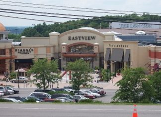 Eastview Mall in Rochester is a popular destination for cross border shopping, photo Matthew D. Wilson