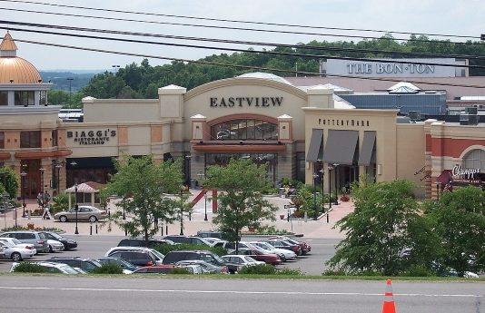 Eastview Mall in Rochester is a popular destination for cross border shopping, photo Matthew D. Wilson
