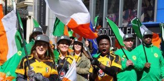 St. Patrick's Parade Toronto is one of the most popular St. Patrick's Day events in Toronto 2020