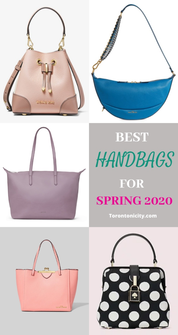 Best Handbags for Spring 2020