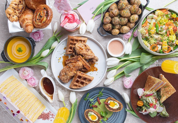 Mother's Day Brunch in Toronto 2021 from Louix Louis at The St. Regis Toronto